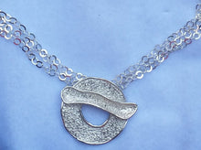 Load image into Gallery viewer, women silver necklace