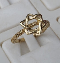 Load image into Gallery viewer, star of david ring