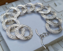 Load image into Gallery viewer, sterling silver bracelet
