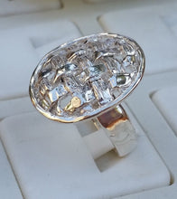 Load image into Gallery viewer, Silver Statement Ring