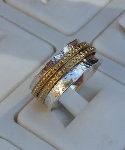 unisex wedding band