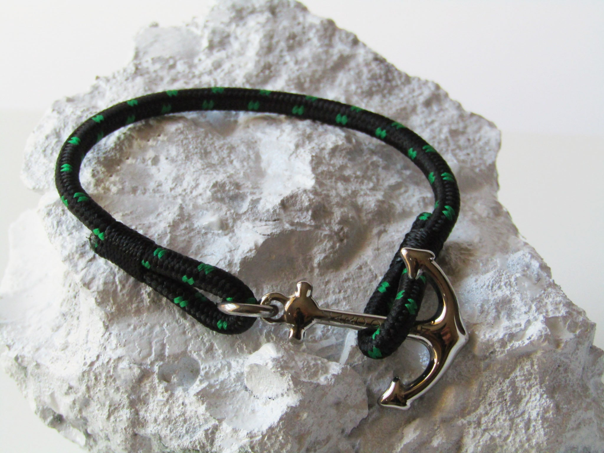 Arctic Green - MarcOcean  - jewellery  - necklace  - anchor