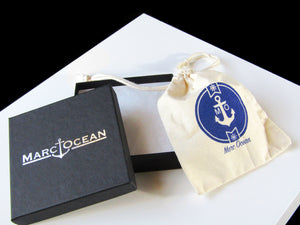 Cascade Phantom - MarcOcean  - jewellery  - necklace  - anchor