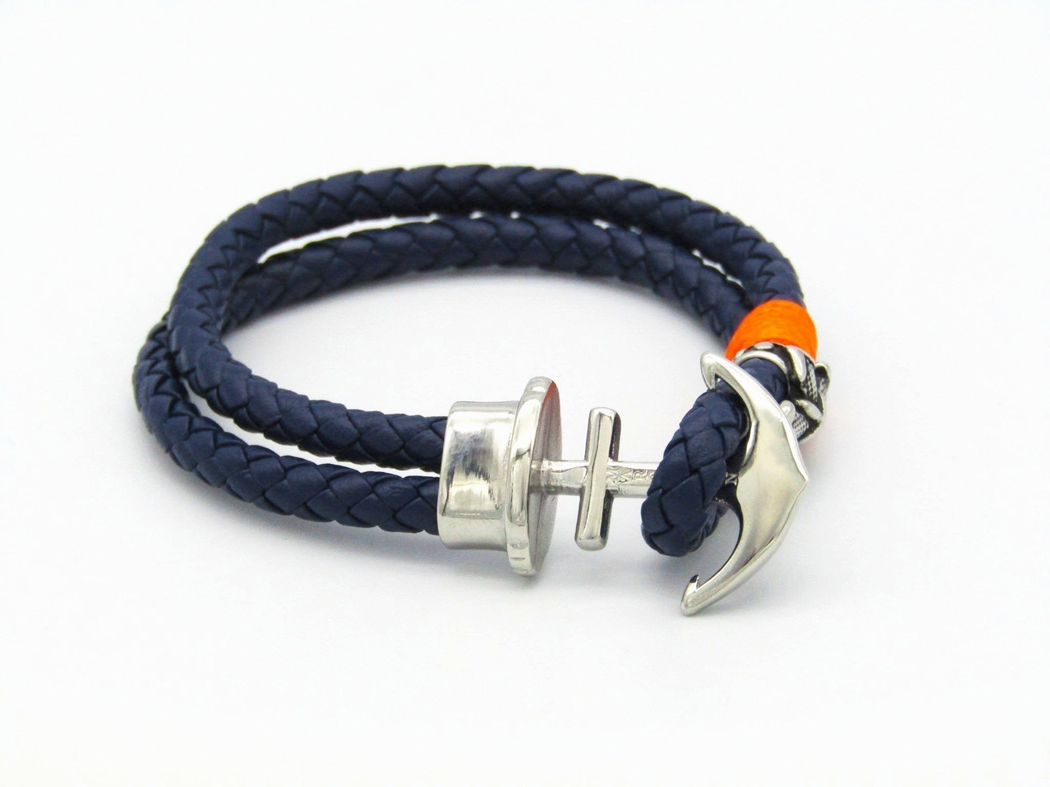 Maris Ocean Blue - MarcOcean  - jewellery  - necklace  - anchor