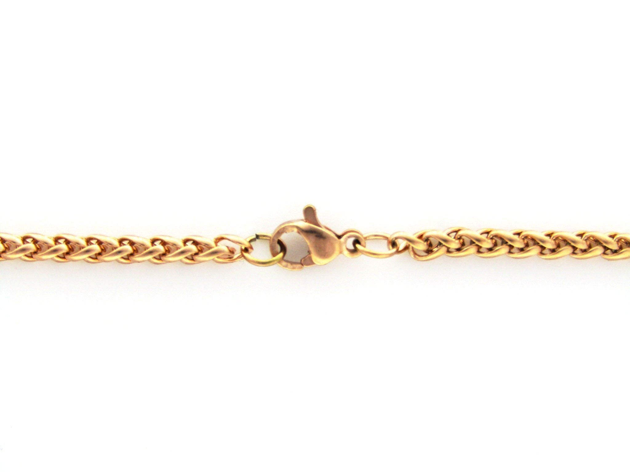 Koral Rose Gold - MarcOcean  - jewellery  - necklace  - anchor