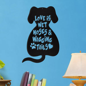 Wet Noses - Metal Wall Art/Decor