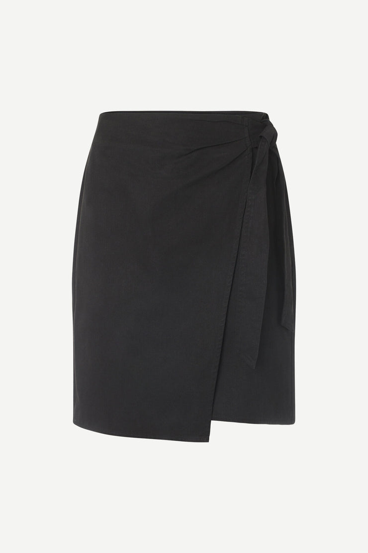 Milani Skirt Washed Black