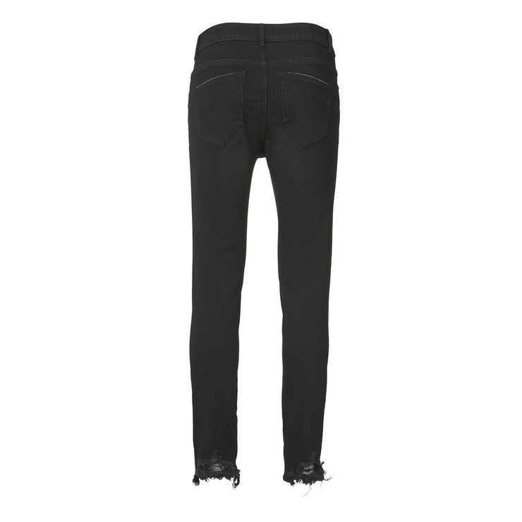 Diva cropped pants Black
