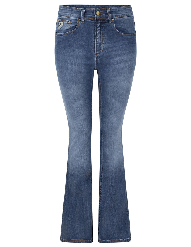Melrose Jeans Jeansblue