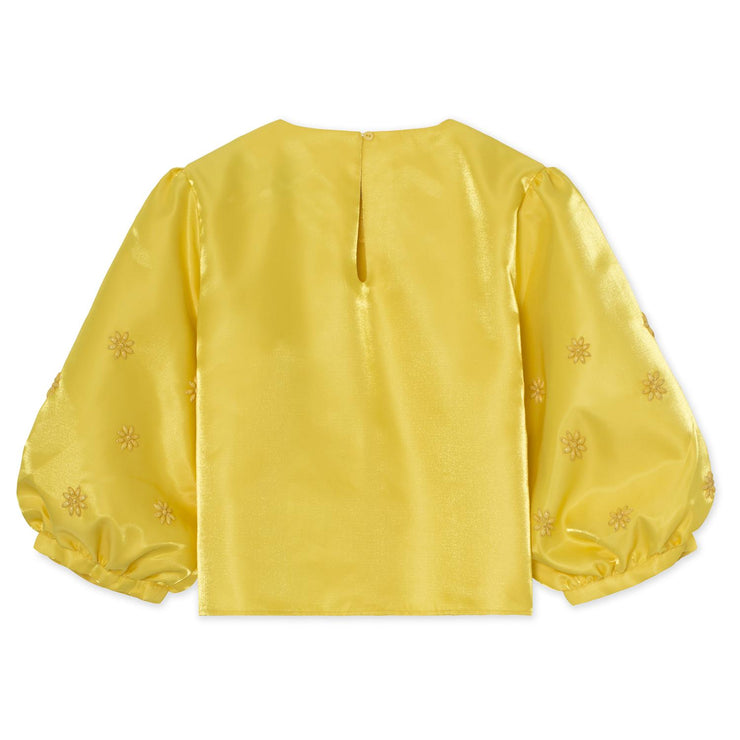 Anna Blouse Yellow