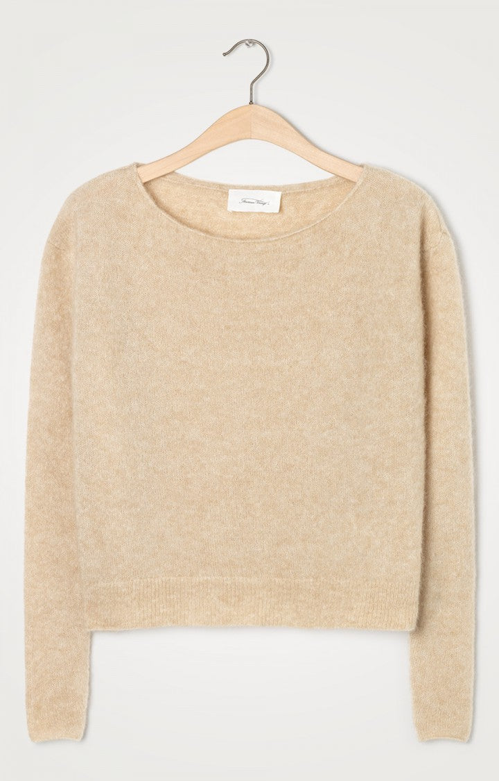 Zabidoo Sweater Beige