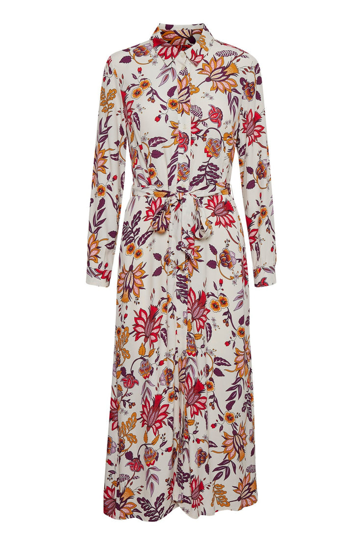 Shelby Dress Flowerprint