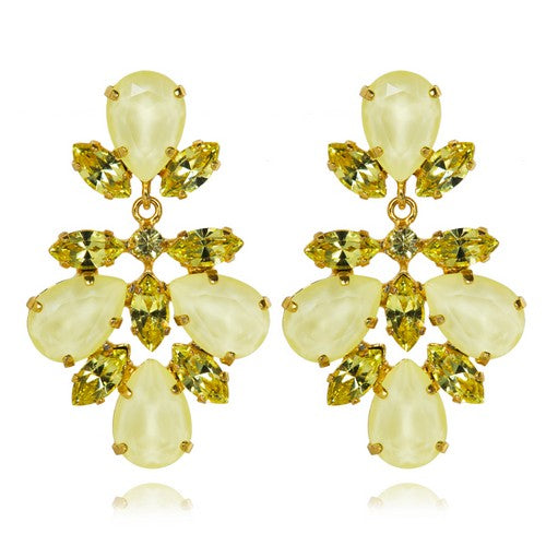 Selene Earring Yellow