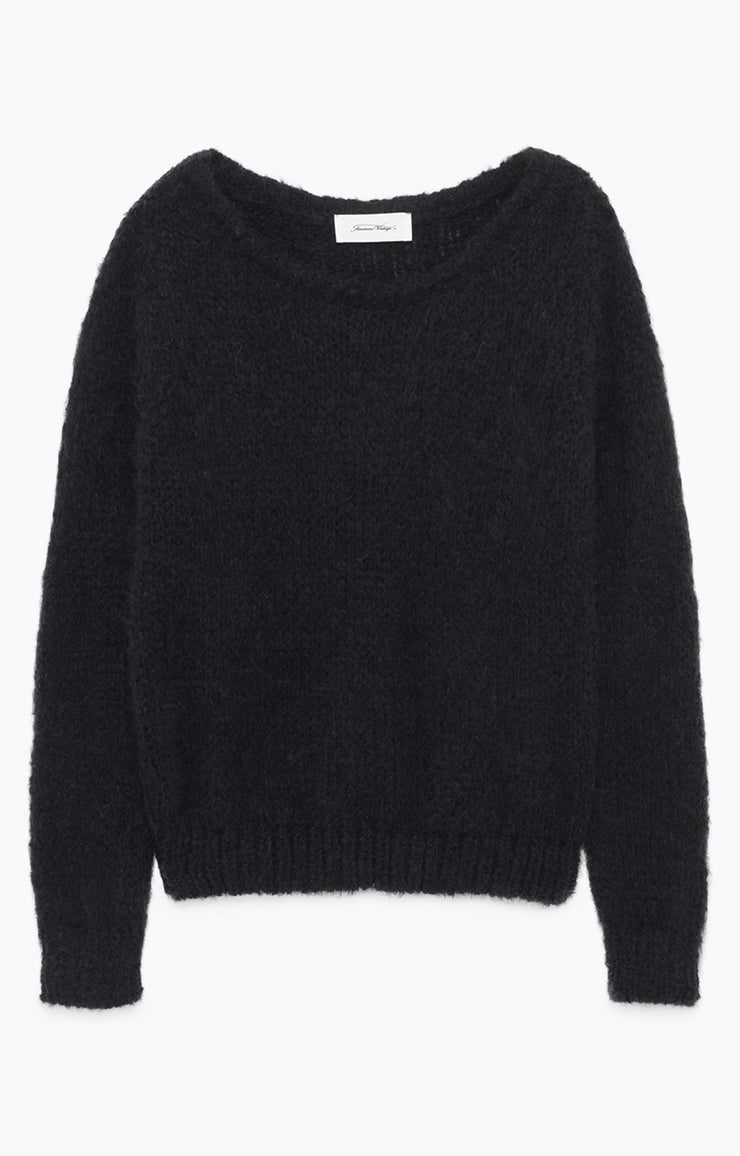 MANI256 Sweater Black