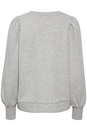 Gisa Sweater Grey Mel