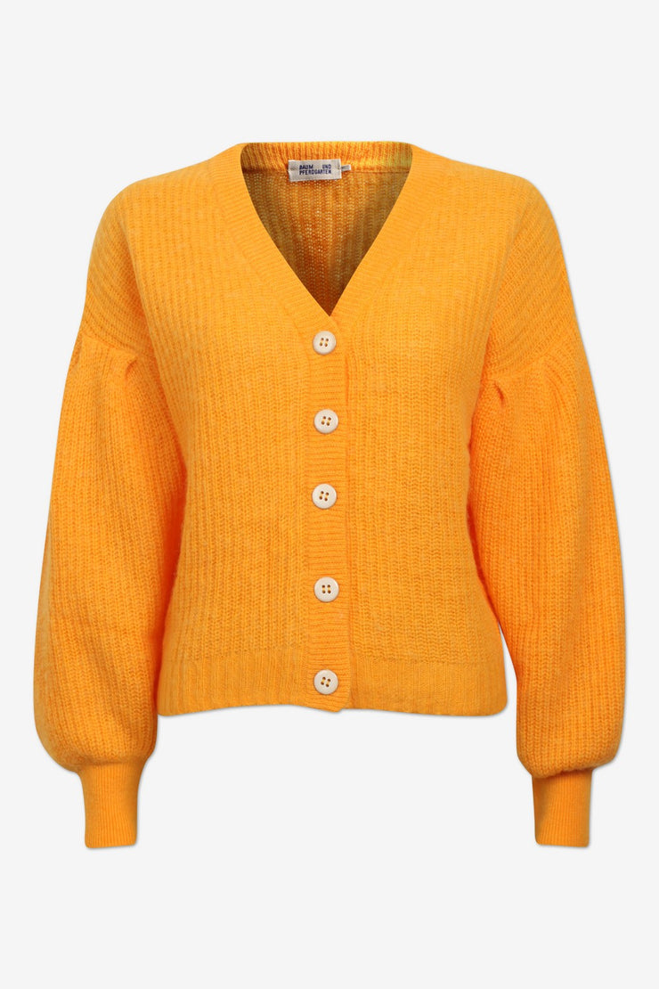 Celine Cardigan Yellow