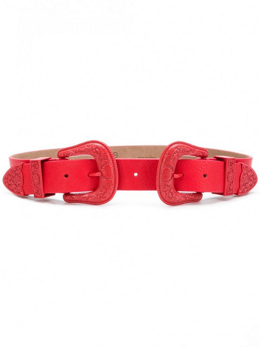 Bri Bri Belt Red