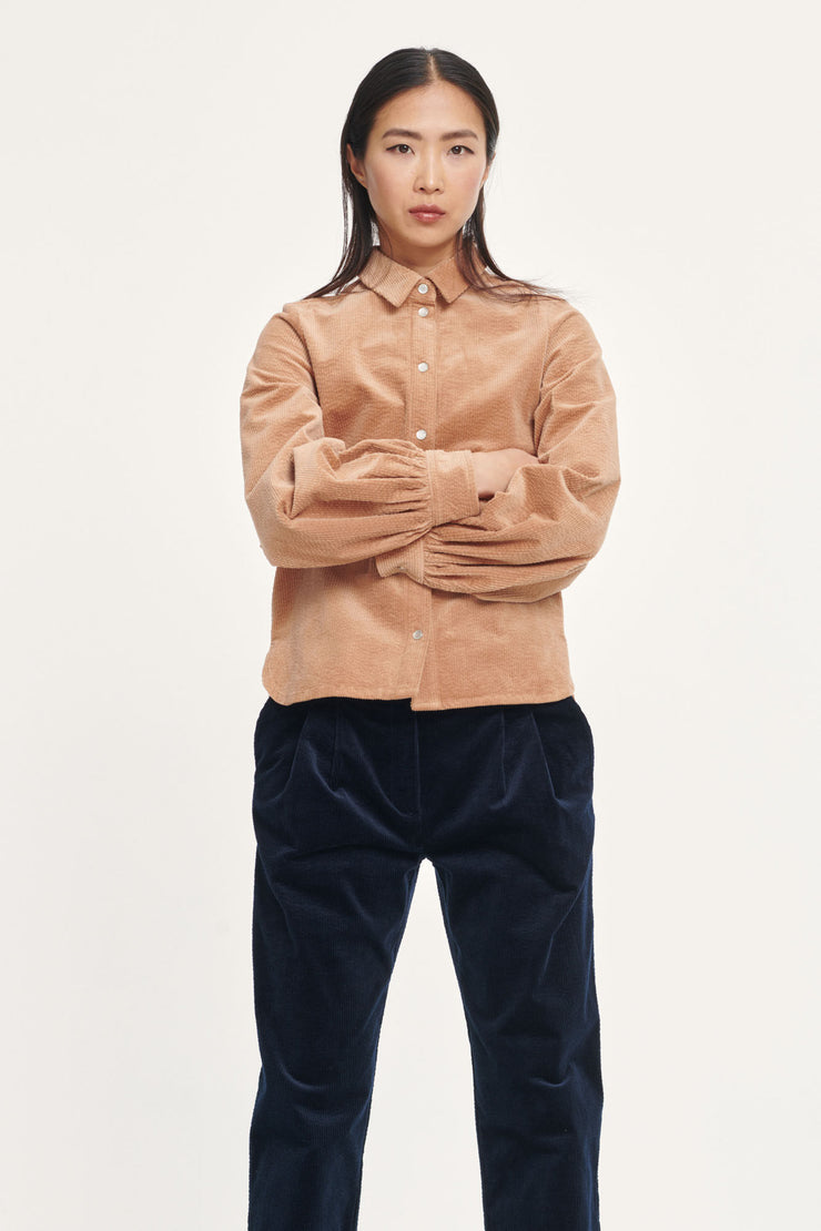 Moonstone Shirt Camel