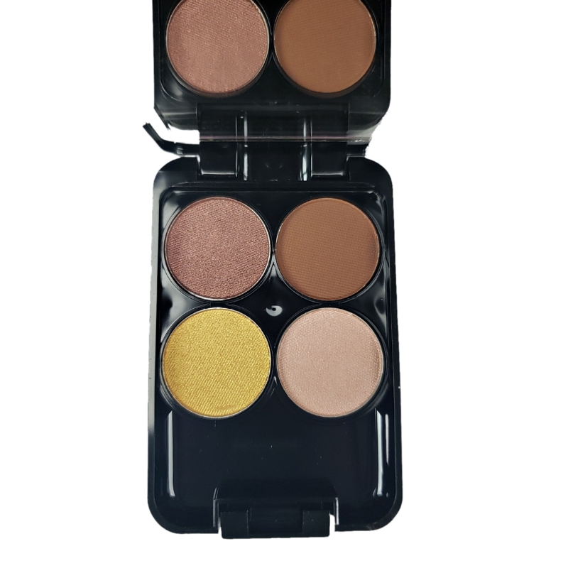 Timeless Summer Glow Mini Eyeshadow Palette