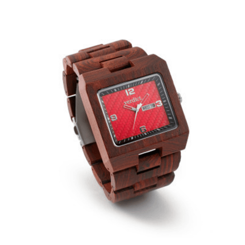 Verdict. Paint The Town Red Men's Watch