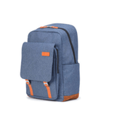 Verdict. Carry On Like The Skies Are Blue – Navy Backpack
