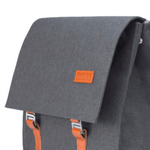 Verdict. Carry On Like There's No Tomorrow – Grey Backpack