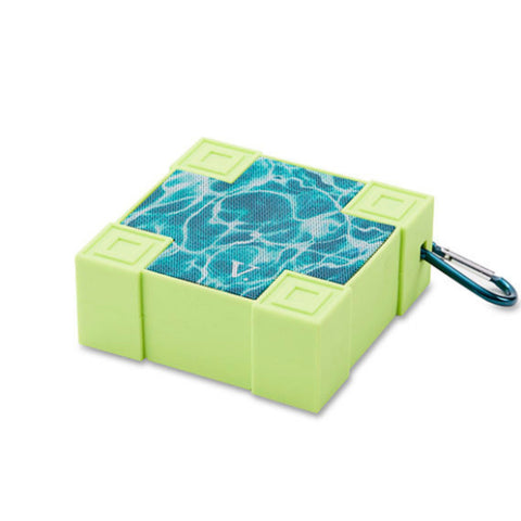 Verdict. Wave Lime Soda Green – Waterproof Bluetooth Speaker