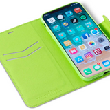 Verdict. iPhone X Case, I Walk the Lime Green