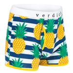 Verdict. Pineapple Express Meets Flamingo Frenzy – Pair of Boxer Briefs
