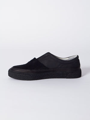 Reality Studio Boa Slip Ons Black