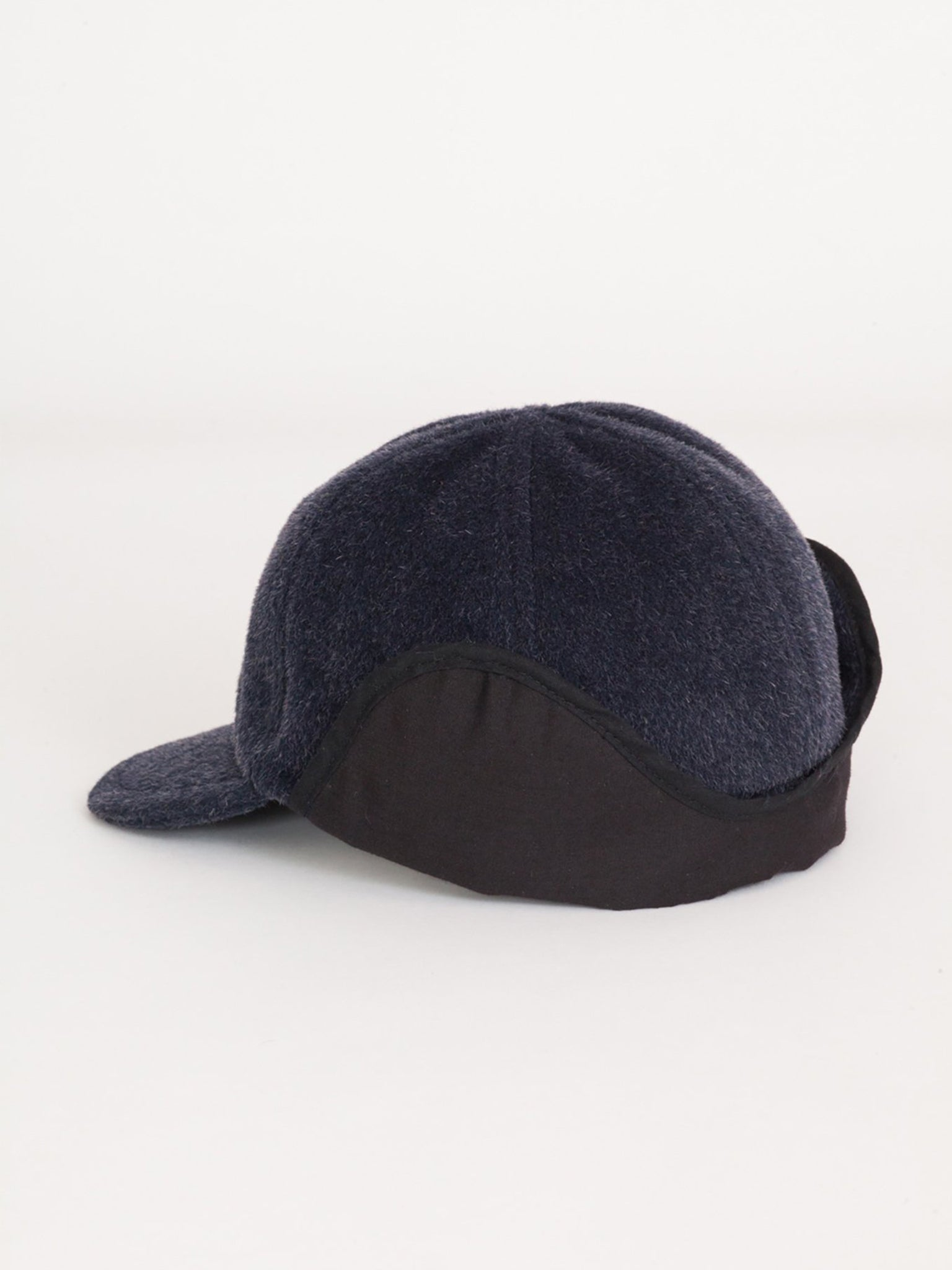 Reality Studio Flap Cap Navy
