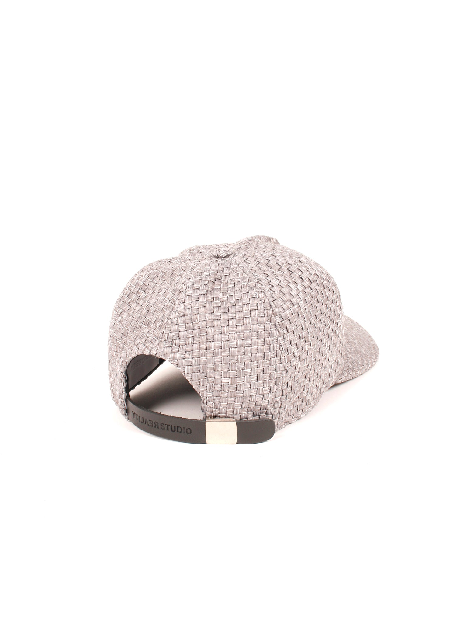 Reality Studio Mario Cap Grey basket