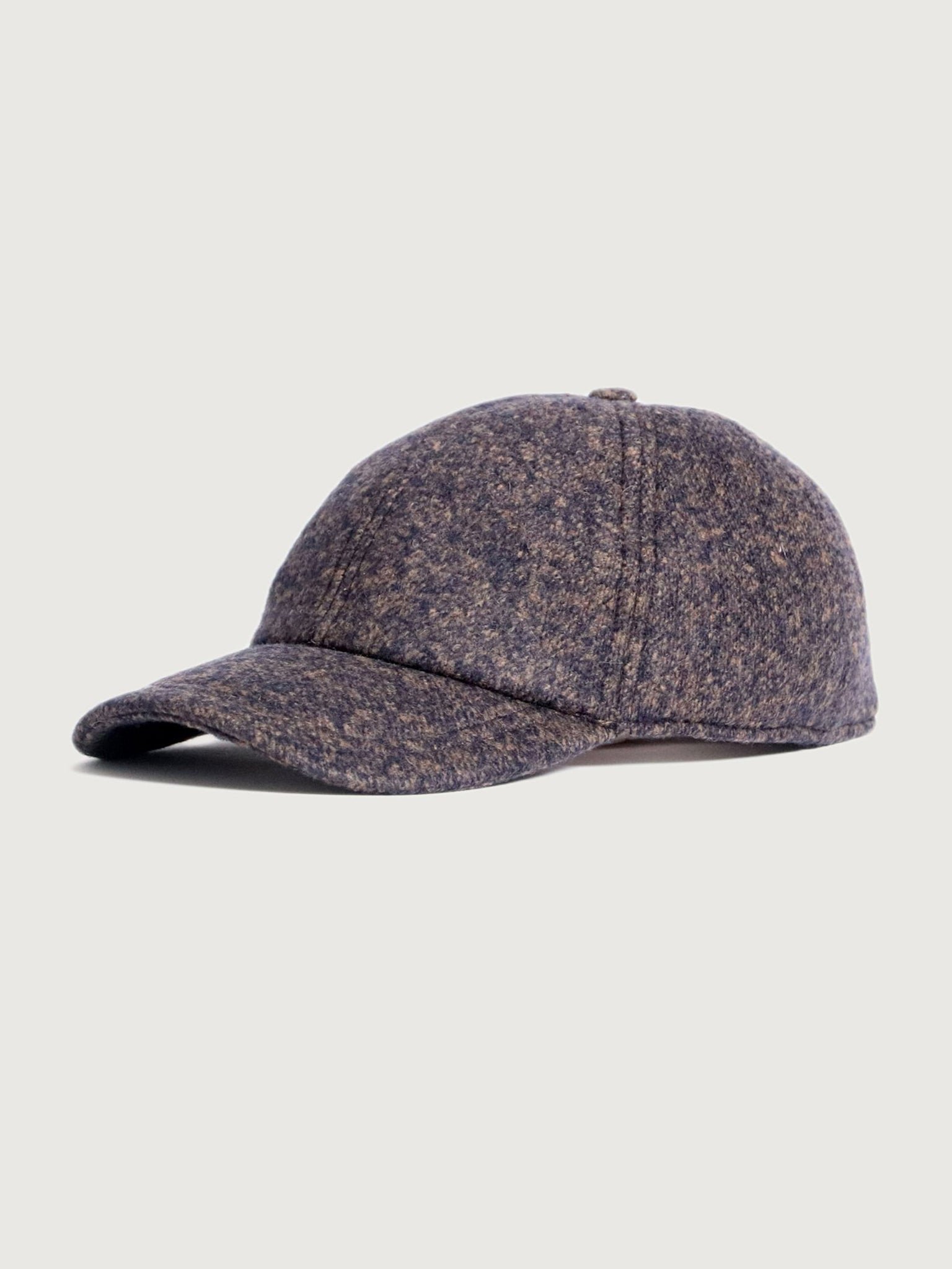 Reality Studio Michel Cap Navy Melange