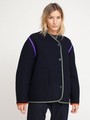 Tim jacket, night / multicolor