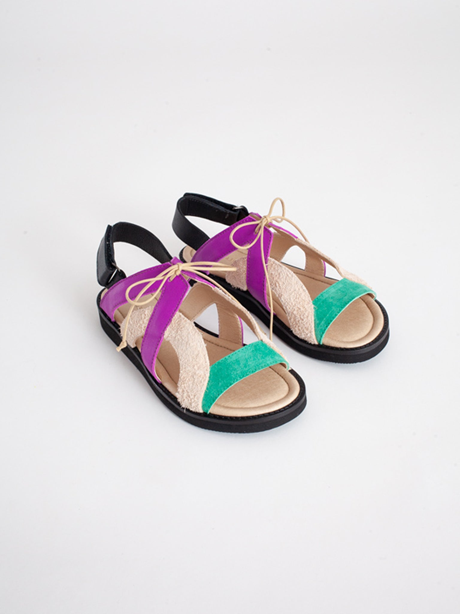Reality Studio ABC sandals Multicolor