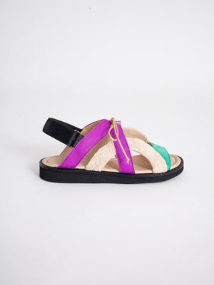 Reality Studio ABC sandals Multi