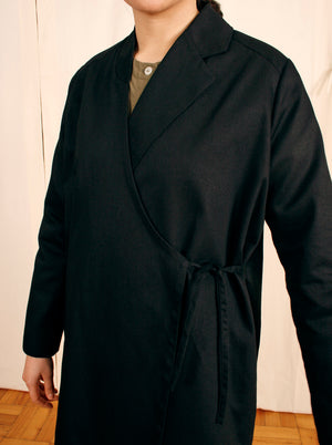 Banh Mi jacket, black