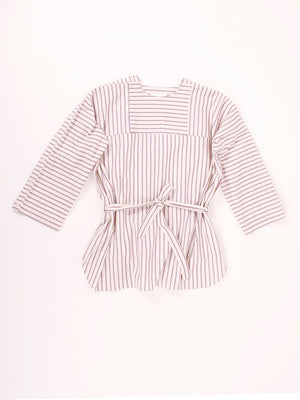 Reality Studio Jo big shirt stripes