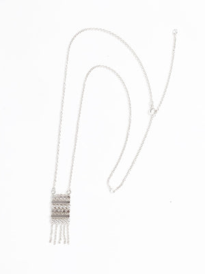 MIAMBU necklace, 925 silver