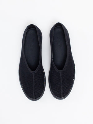 Ming slip-on, Black VEGAN