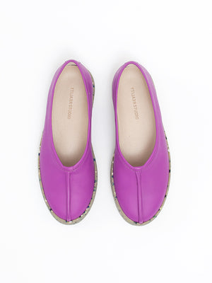 Reality Studio Ming Slip-On Magenta