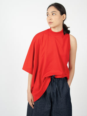 Reality Studio Peggy top red