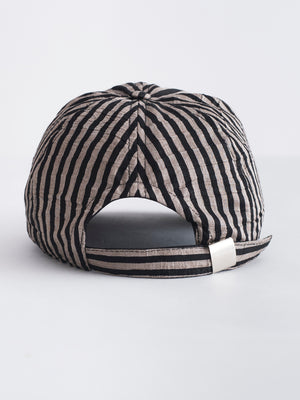Reality Studio Udad Cap Sand Stripes