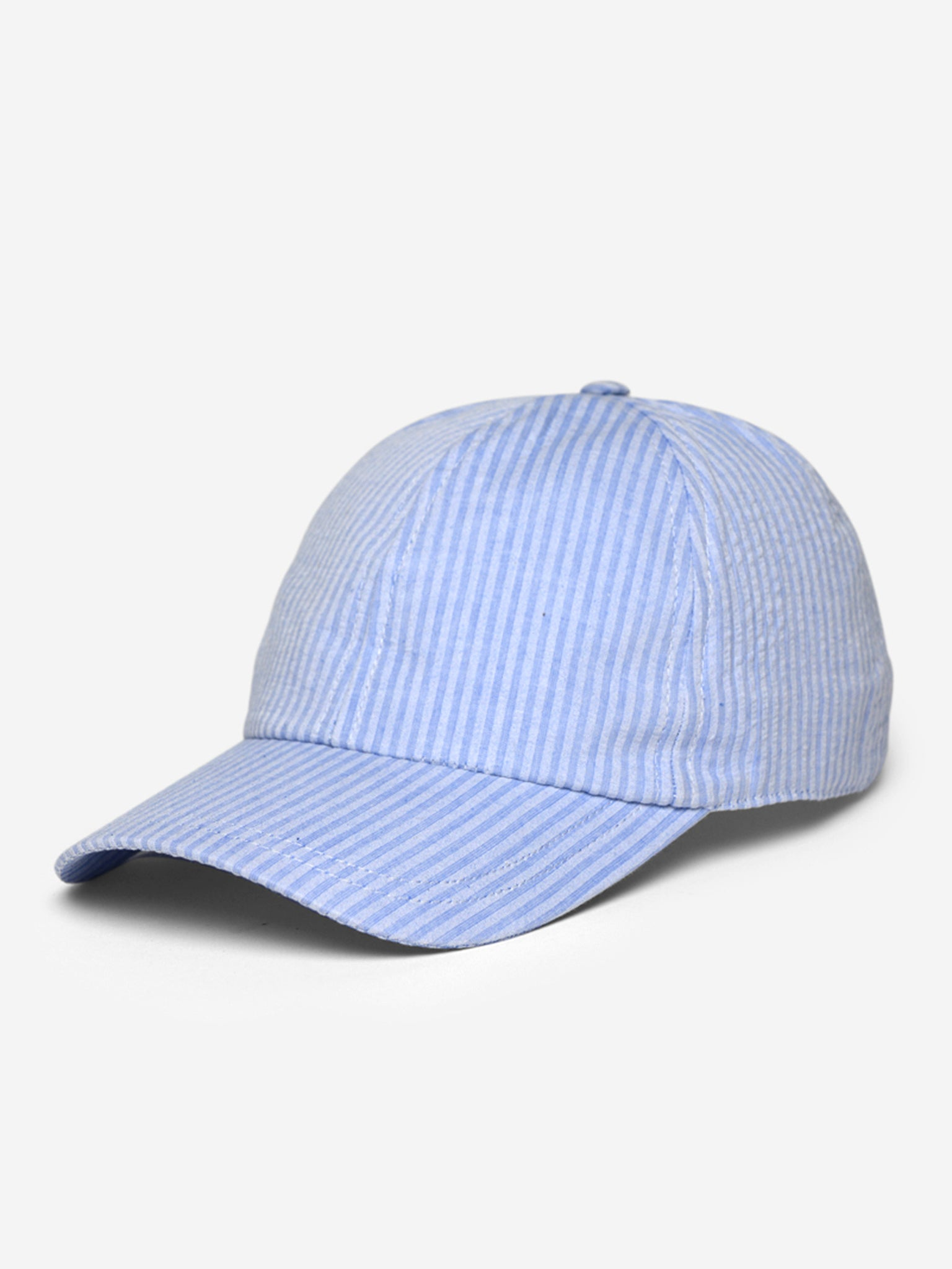 Reality Studio Udad Cap Unisex Blue Stripes