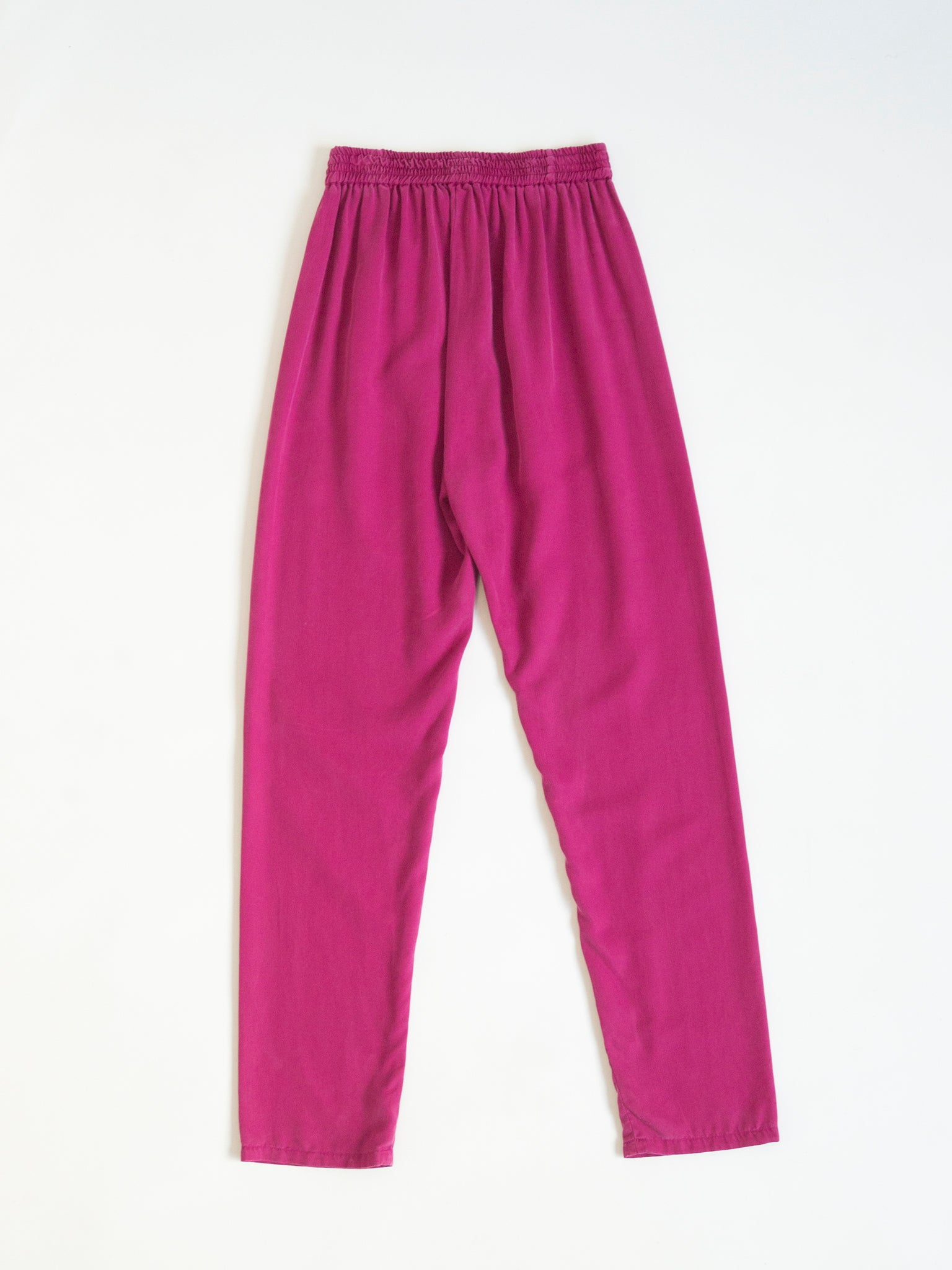 Reality Studio Warda trousers Raspberry