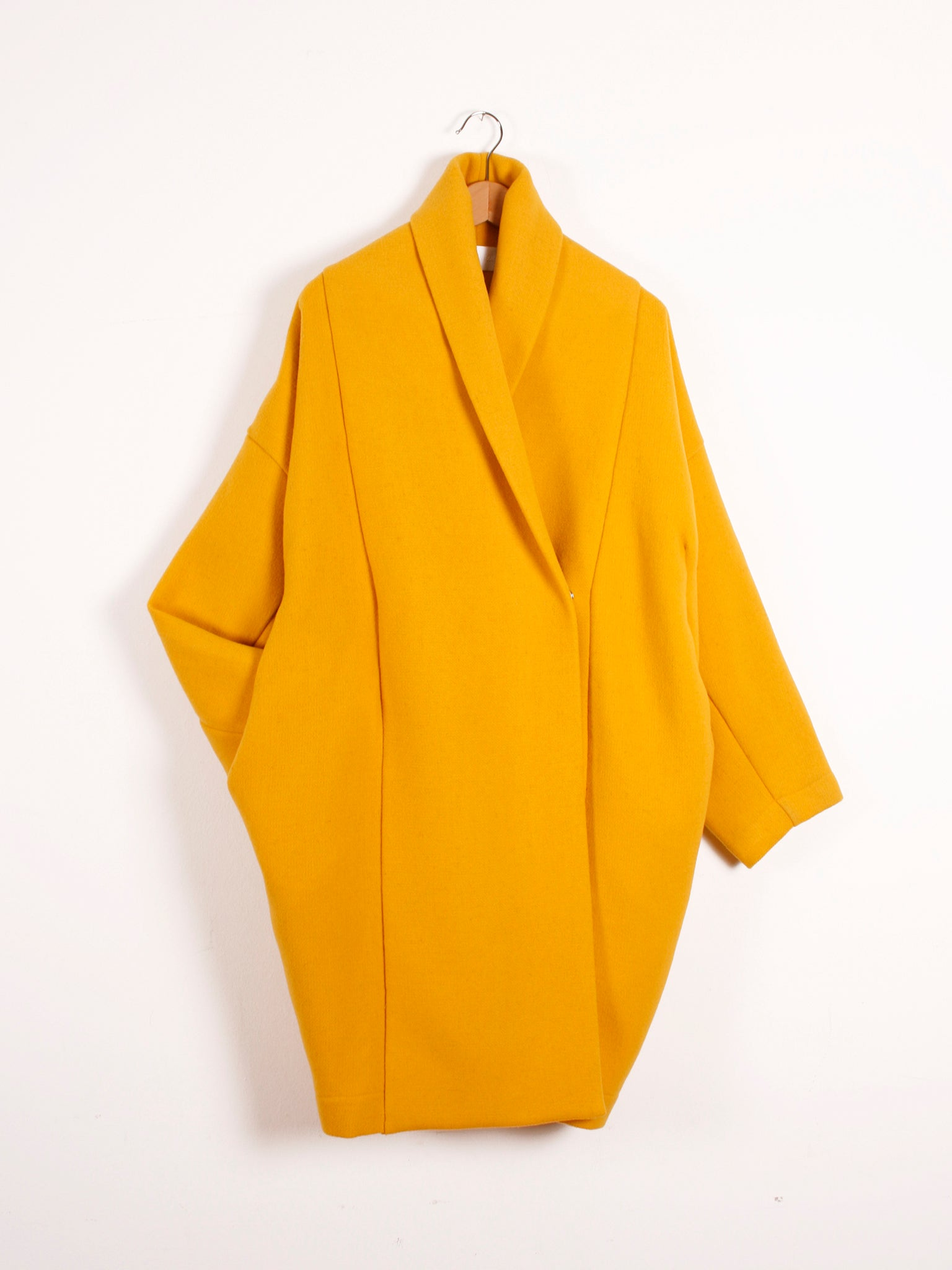 Xiong coat, yellow