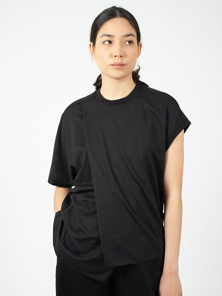 Yasur top, black
