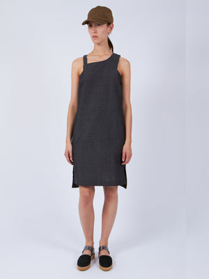 Reality Studio Zezere Dress Black denim