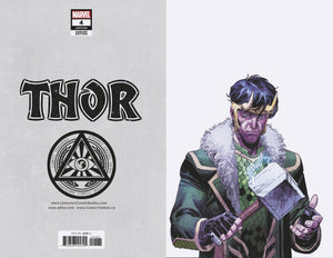 Thor #4 (4th Print) Klein VIRGIN 10.22.20