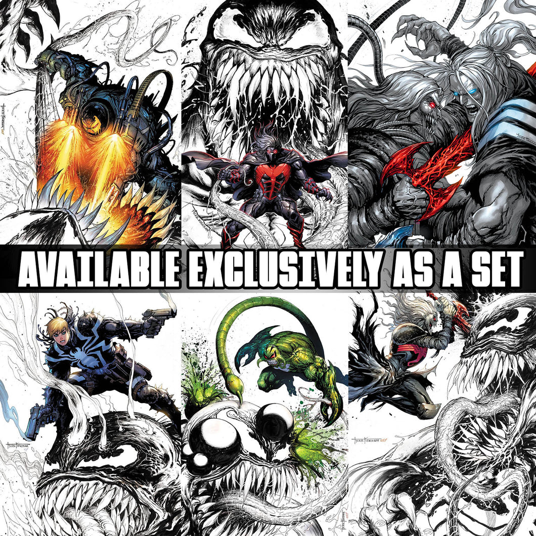 VENOM BEYOND Special Edtion COLOR SPLASH SET